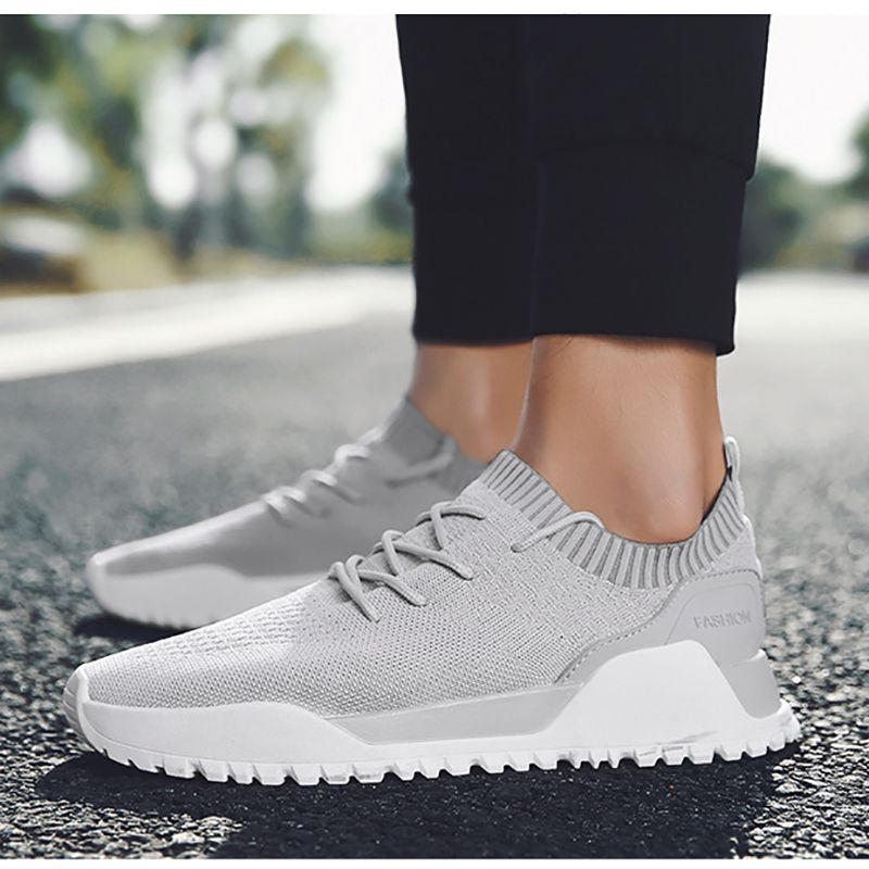2018 men's shoes sports shoes youth wild fashion running shoes