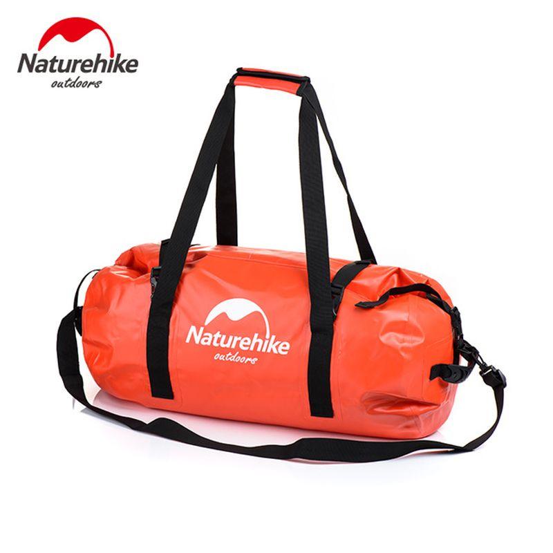 Naturehike 40L/60L/90L Big Capacity Outdoor Waterproof Swimming Bags Lightweight Diving floating Dry Bag Camping Backpack