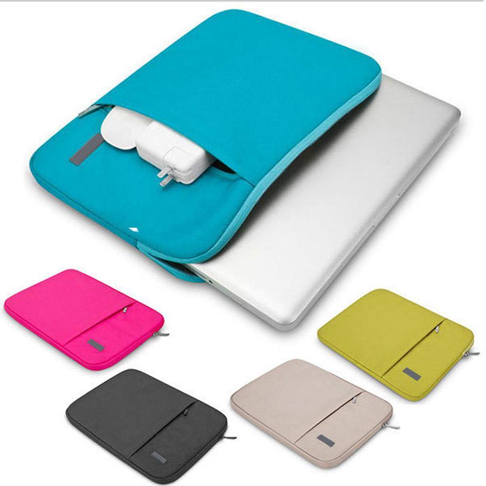 Housse d'ordinateur portable Pour Mac 11 13 Macbook Air Pro Lenovo Dell HP Asus Acer 11.6 13.3 Ordinateur Portable Sac de Transport Housse Étanche