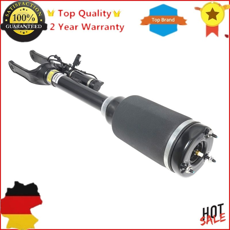 1643205813 Front Air Suspension Strut Shock w/ ADS New For Mercedes-Benz GL/M-Class X164 W164 320 350 420 450 500 280 300 63 amg