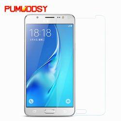 En Verre trempé Pour Samsung Galaxy J3 J5 J7 J1 2016 9 H Protecteur d'écran Pour Samsung A3 A5 A7 2016 2017 protection En Verre Film