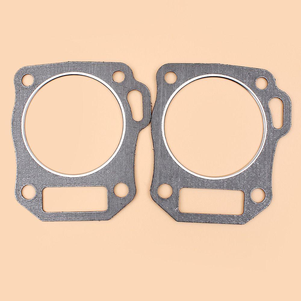 2 Teile/los 68,5 Zylinderkopfdichtung Dichtung Für Honda GX160 GX200 168F 168FA 168FB Benzin Motor Motoren Benzin-generator Teile