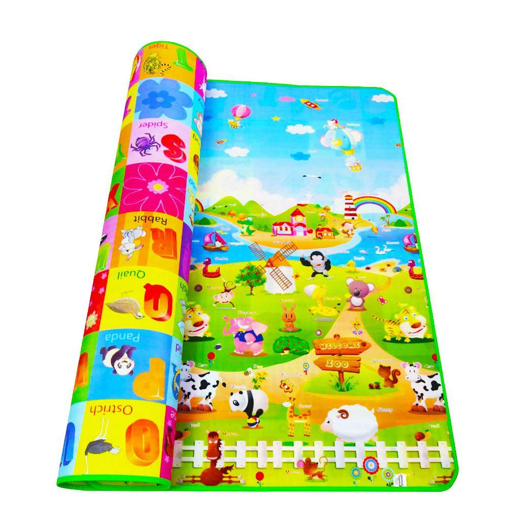 0.5 cm épaisseur bébé tapis de jeu pour enfants tapis Eva mousse bébé jouets pour enfants tapis tapis enfants tapis enfants tapis Puzzle
