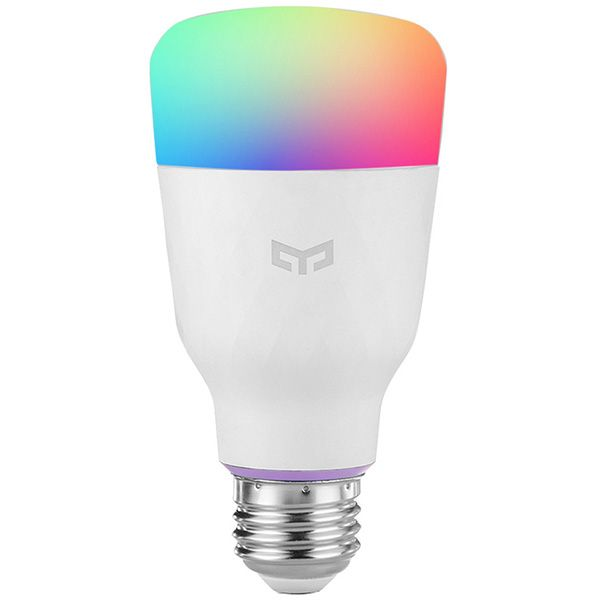 YEELIGHT 10W RGB E27 and E26 Wireless WiFi Control Smart Light Bulb