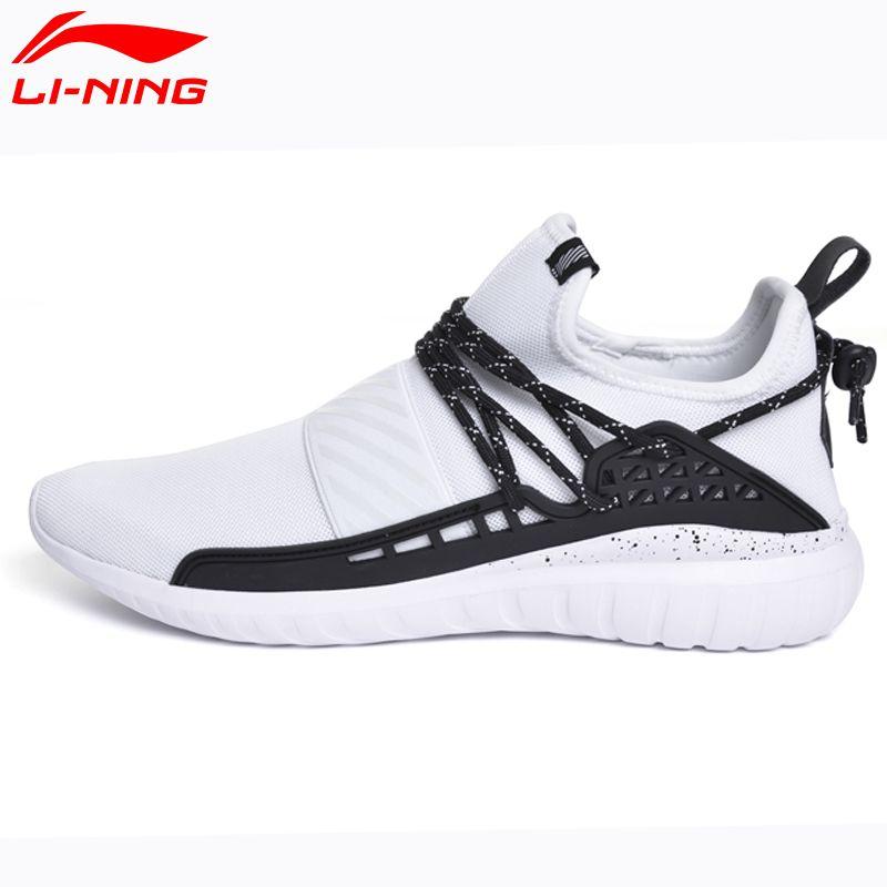Li-Ning Men's Sports Life Walking Shoes Leisure Footwear LiNing Sneakers Sports Shoes GLKM039 YXB073