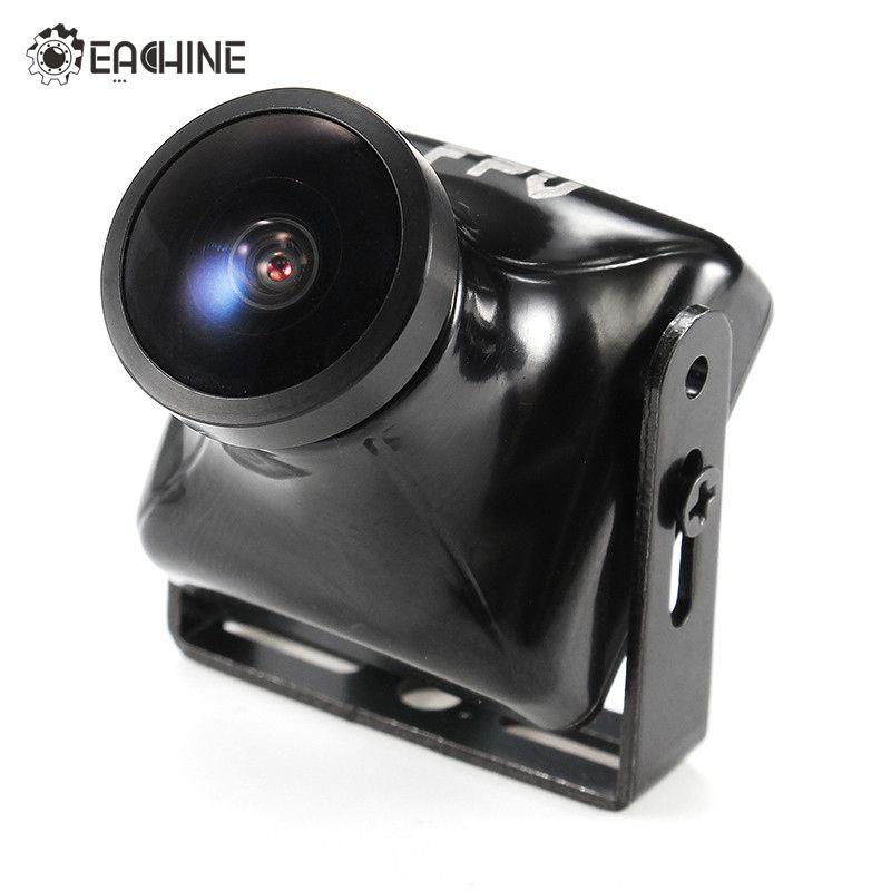 New Arrival Eachine C800T 1/2.7 CCD 800TVL 2.5mm Camera with OSD Button DC5V-15V NTSC PAL Swtichable for RC Camera Drones Toys