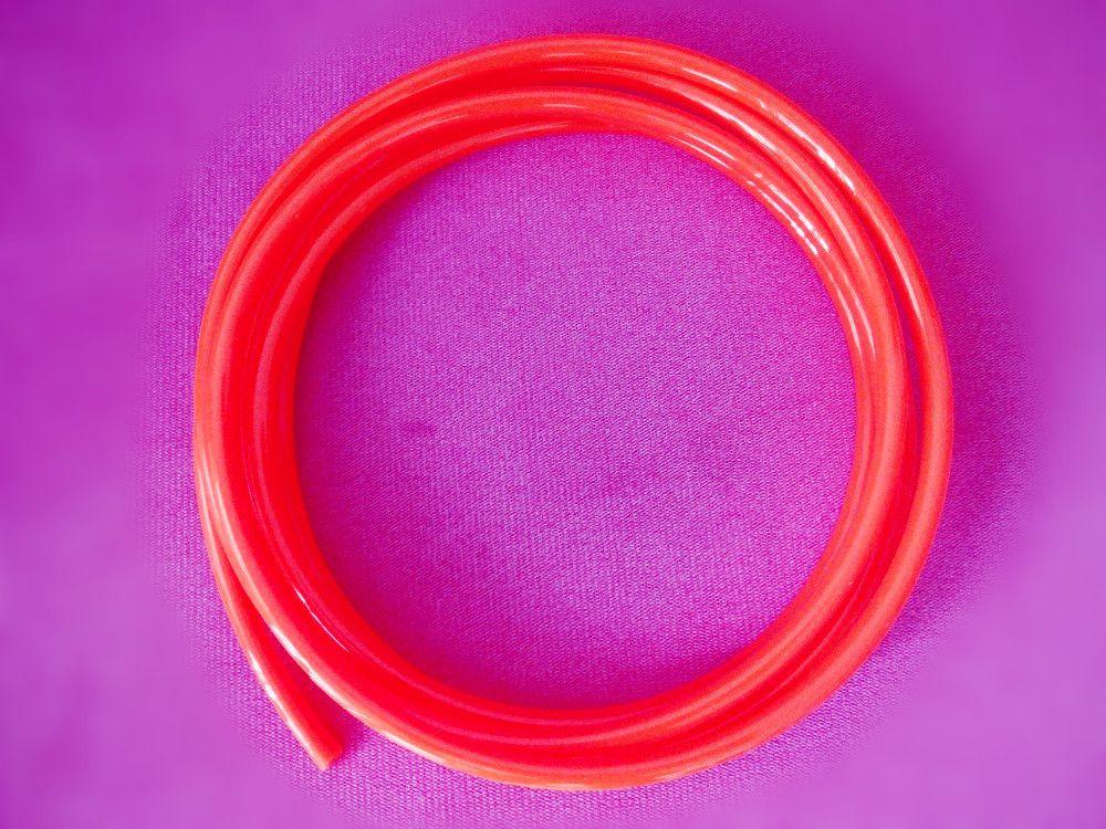 Бесплатная доставка пневматический компонент pu трубки воздушный шланг PU OD12mm * ID8mm красный