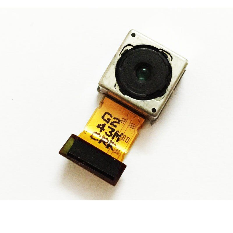 Marque Nouveau Retour Arrière Module Caméra 20.7MP Pour Sony Xperia Z2 Haute Qualité