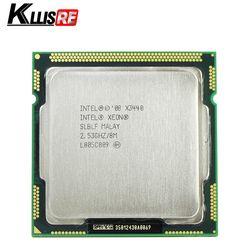 Процессор Intel Xeon X3440 четырехъядерный процессор 2,53 ГГц LGA1156 8 м кэш 95 Вт настольный процессор