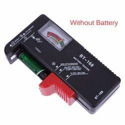 Universel BT168 Numérique Testeur de Batterie Volt Checker pour AA AAA 9 V Bouton Multiples Taille Batterie Testeur Tension Mètre Outils