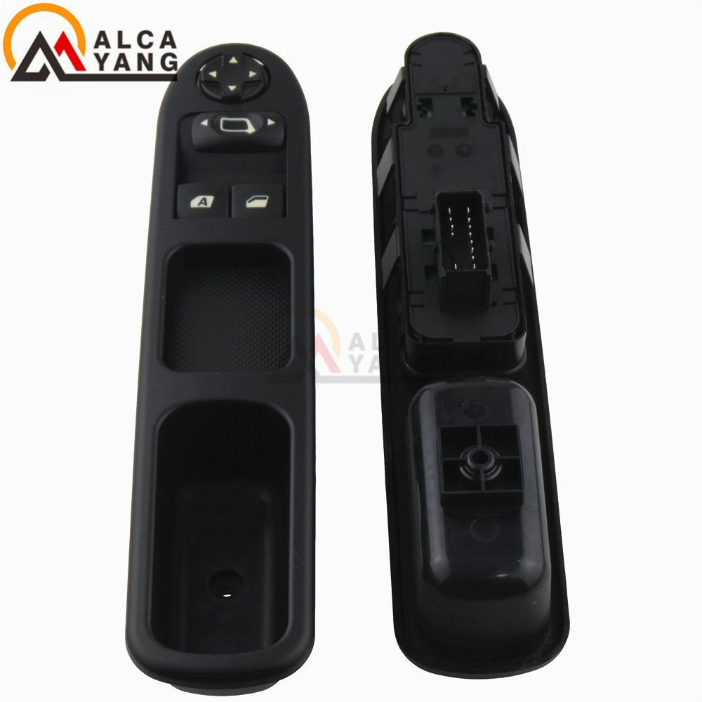 Electric Master Control Power lifter Window Switch 6554.QC For Peugeot 207 <font><b>Citroen</b></font> C3 Picasso 2007-2014