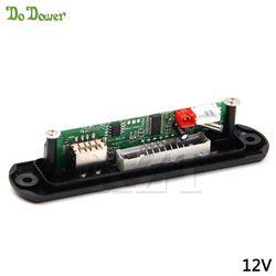 Высокое качество TF радио MP3 декодер доска 5 В аудио модуль для автомобиля дистанционного Музыка Динамик DC 5 В Micro USB Питание