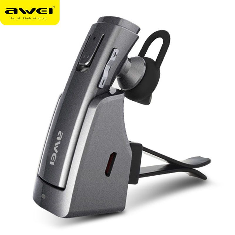 AWEI A833BL Bluetooth Earphone Wireless Stereo Headphones Headset Earbuds Hands Free Fone de ouvido Auriculares Ecouteur Cuffie