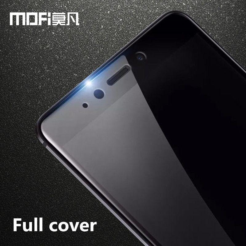 Xiaomi redmi note 4x verre trempé MOFi xiaomi redmi note 4x écran protecteur pleine couverture redmi note 4x verre film mondial