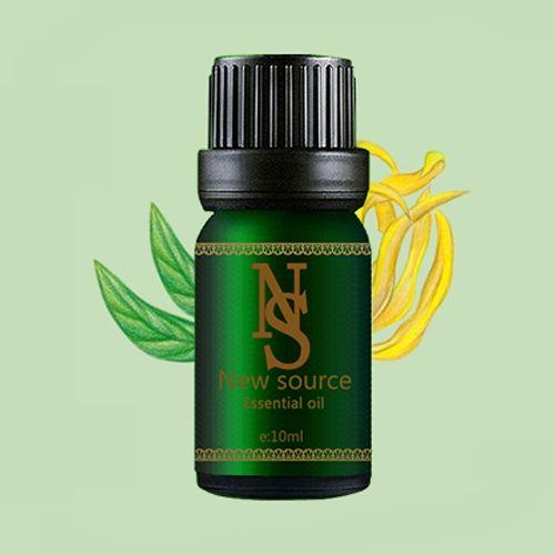 100% ylang ylang huiles essentielles pour maintenir soulager le stress du sein huile de parfum soins du corps aromathérapie huiles spa 10 ml Z53