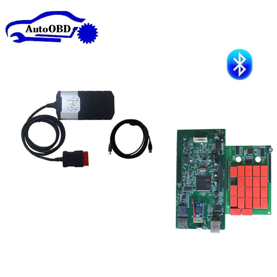v9.0 NEW PCB with 2016 R0 new version software free active for delphis cdp pro plus for autocoms cdp pro tcs cdp with bluetooth