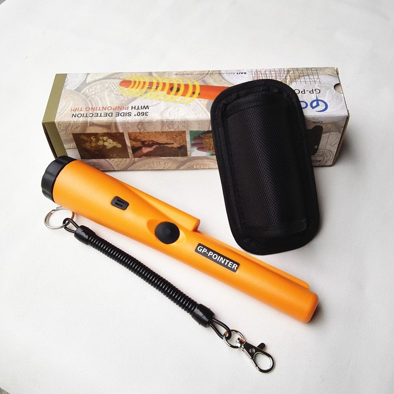 Frees Shipping New Arrived CSI Pinpointing Hand Held GP Pro Pointer Metal <font><b>Detector</b></font> Pinpointer <font><b>Detector</b></font>