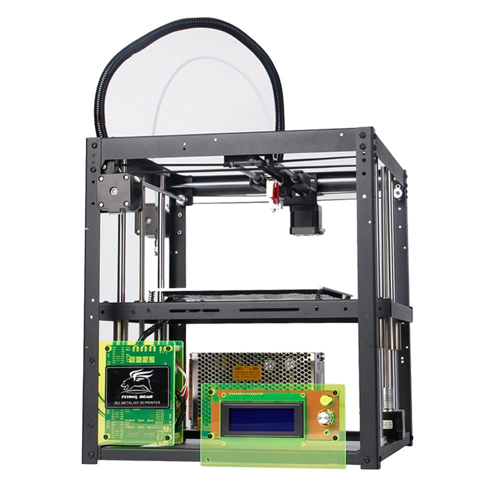 2019 Shipping from Germany Flyingbear-P905 Full metal High Quality Precision Makerbot Structure DIY3d Printer kit