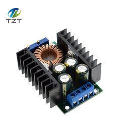 DC/CC Adjustable 0.2-9A 300 W Step Down Converter 5-40 V untuk 1.2- 35 V Power Supply Modul LED Driver UNTUK ARDUINO