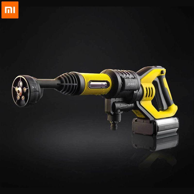 Xiaomi JW31 Car High Pressure Power Water Gun Pressure Washer Cordless Jet Garden Washer 5 Modes Adjustable Hose 6M Length