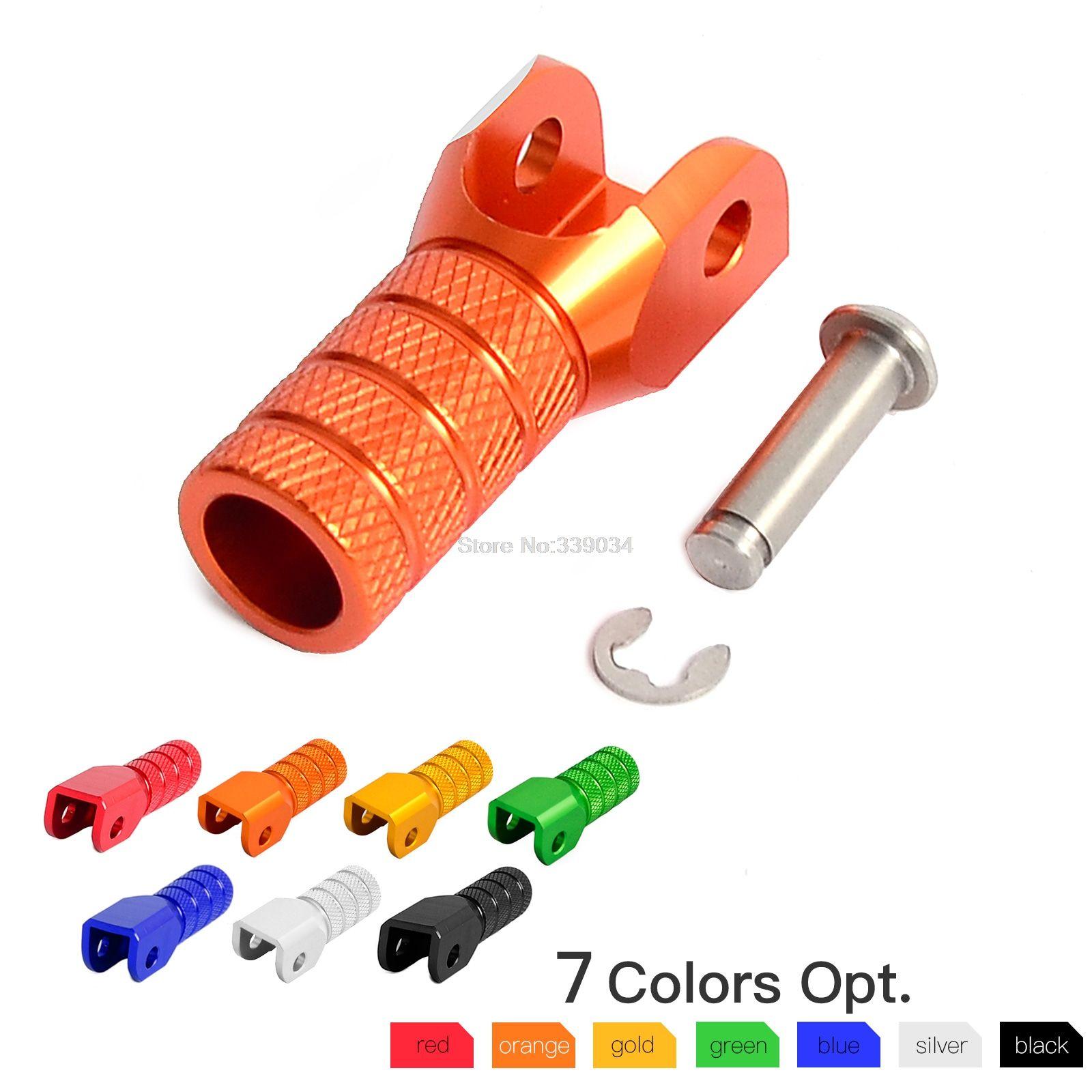 NICECNC Billet Gear Shifter Shift Lever Tip Replacement For KTM SX SXF EXC EXCF XCW XCF SMR SMC Suzuki RM80 RM85 RM 125 250 RMZ