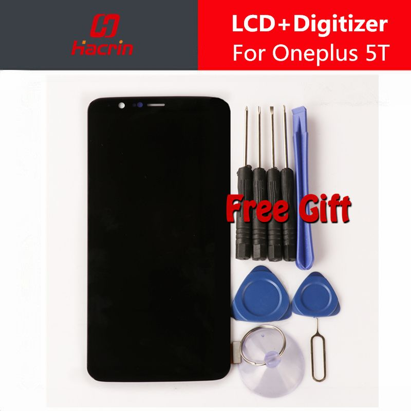Oneplus 5T LCD Display Touch Screen 100% New Tested Good 6.01