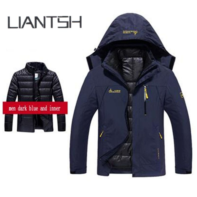 Winter Warm Soft shell Cotton Thermal outdoor spring jackets for women, Men Sport Skiing Camping waterproof hiking jackets women