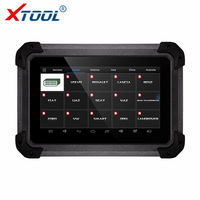 OBD2 Auto Diagnose-Scanner Original XTOOL EZ300 PRO Airbag Crash Daten Reset ABS TPMS Öl Service Licht Reset Tool für autos