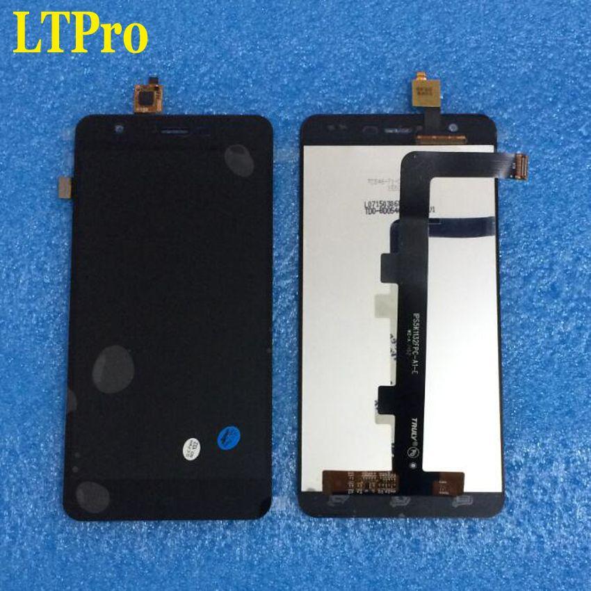 LTPro Schwarz Hohe Qualität JY-S3 Voll LCD Display Panel Touch Screen Digitizer Für JIAYU S3 Telefon Ersatz Ersatzteile