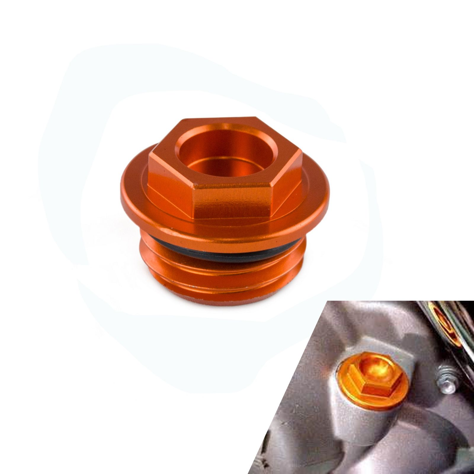 NICECNC Oil Filler Plug Cap For KTM 50 125 200 250 300 350 450 550 620 660 690 1290 SX SXF XC XCF EXC Supermoto LC4 SMC Duke