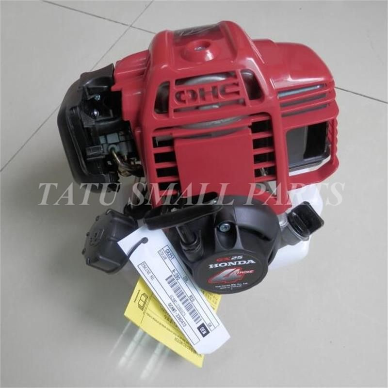 GX25 GASOLINE ENGINE FOR HONDA GX25NT UMK 425 HHH25 4 CYCLE POWERED BACKPACK PETROL BRUSHCUTTER TRIMMER SPRAYER MOTOR