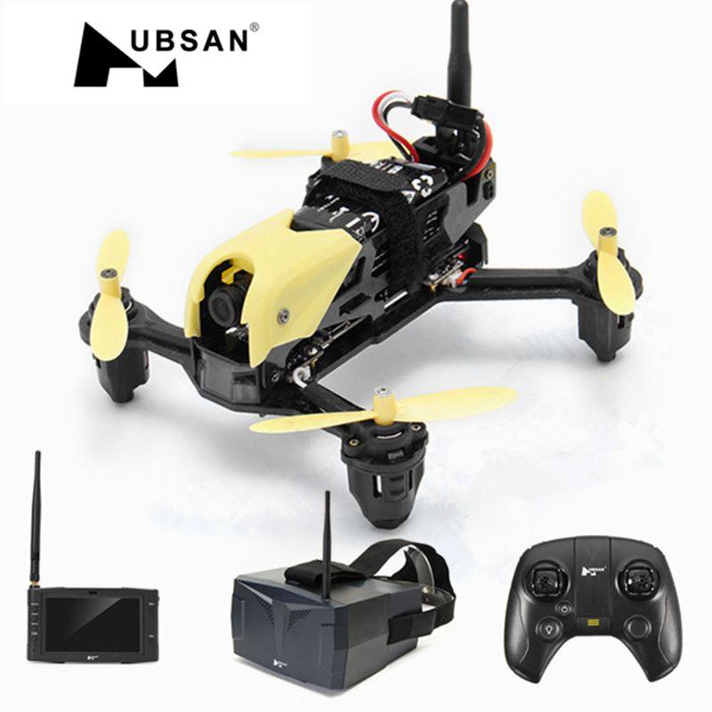 In Stock! Hubsan H122D X4 5.8G FPV Micro Racing RC Drone Quadcopter W/ 720P Camera HV002 Goggles Compatible Fatshark VS MJX B6