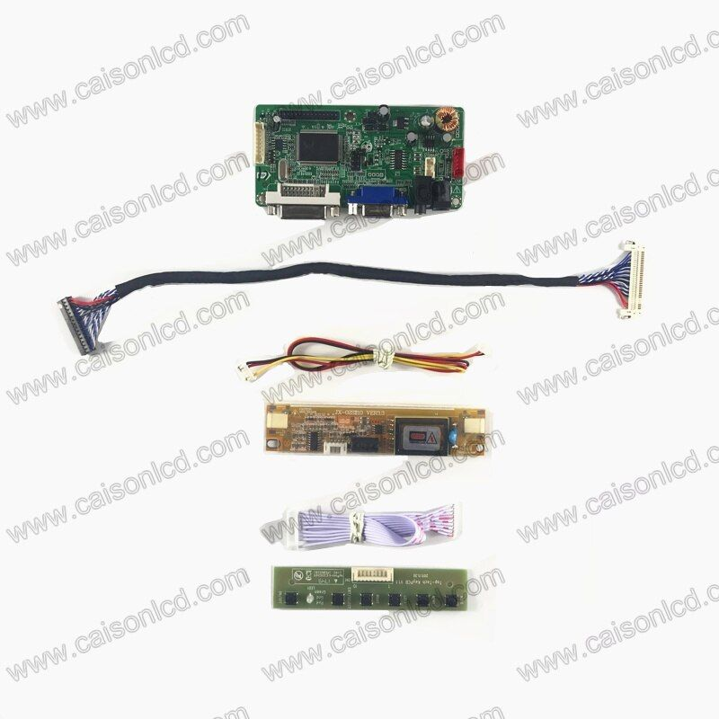RTD2261 LCD controller board support DVI VGA Audio for 19 inch LCD panel 1440X900 M190PW01 M190MWW4 R0 LTM190BT03 LM190WX1-TLL1
