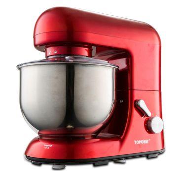 7L edelstahl schüssel Küche 6 Geschwindigkeit Elektrische knetmaschine Neigekopf und Kochen Koch mixer Maschine