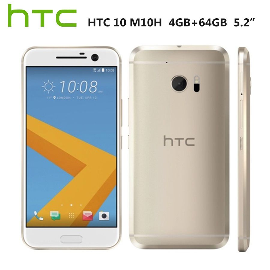 Original HTC 10 M10H 4G Handy 5,2