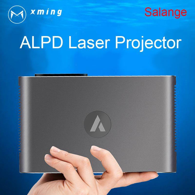 Appotronics A1 Xming M2 portátil Proyector láser 3D Full HD 1080 p 4 K Android 4.4 1280*800 Bluetooth 800 lúmenes WiFi 300 pulgadas