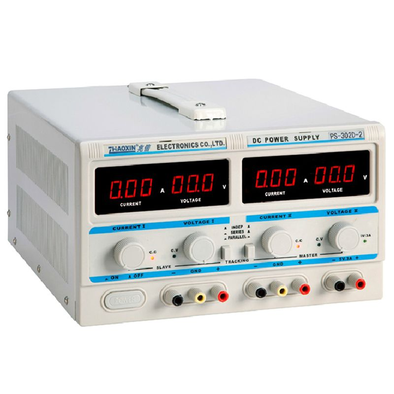 PS-302D-2 30v 2a Dual DC power supply Digital Power Laboratory Power