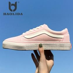 Nuevo 2018 de alta calidad de cuero suave zapatos mujer pisos moda señoras mocasines Casual mujer marca negro blanco zapatillas