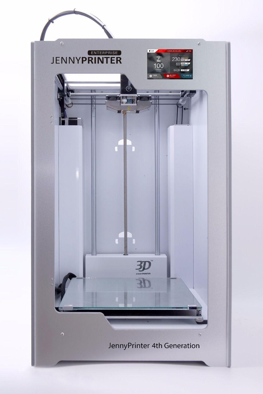 2018 neueste! JennyPrinter Z370 Z360TS Wih Touch Screen DIY KIT Für Ultimaker 2 UM2 Erweiterte 3D Drucker Umfassen alle teile