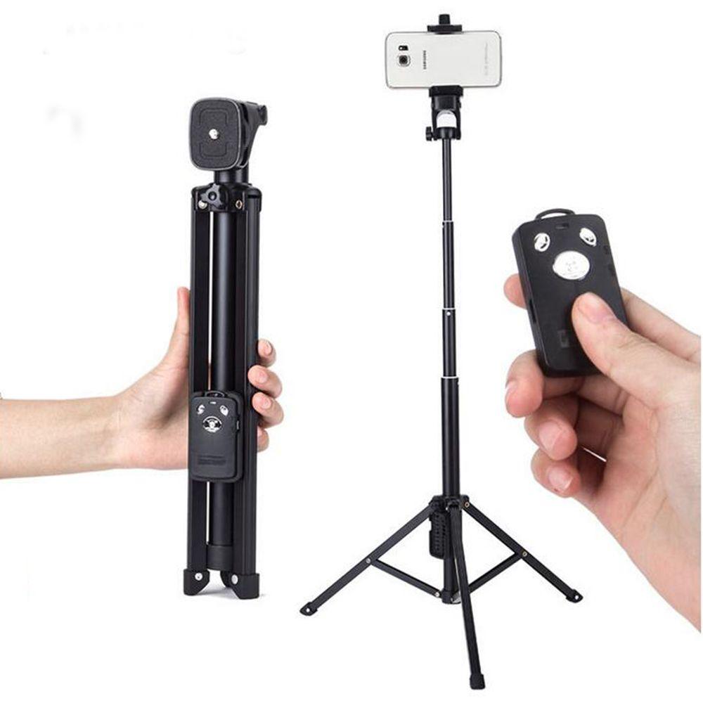 New Universal Phone Holder Mobile Phone Tripod Stand for iPhone 5 7 6 6S Plus 5S Xiaomi Samsung Galaxy S7 HTC Bracket Holder