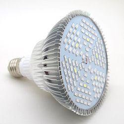 5W 18W 25W 30W 50W 80W Full Spectrum E27 LED Grow light AC 85-265V spotlight plant lamp For Hydroponics System Flowering plants