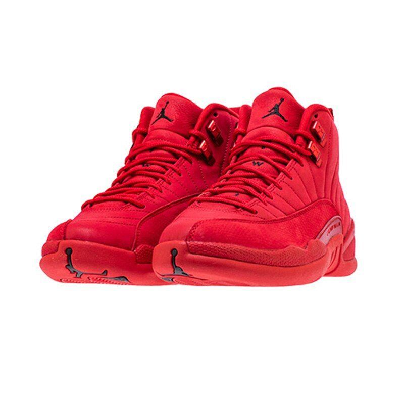 Jordan Retro 12 red Gym Basketball schuhe Bulls Michigan Universität blau College ovo weiß Dunkelgrau männer Sport Turnschuhe Grün