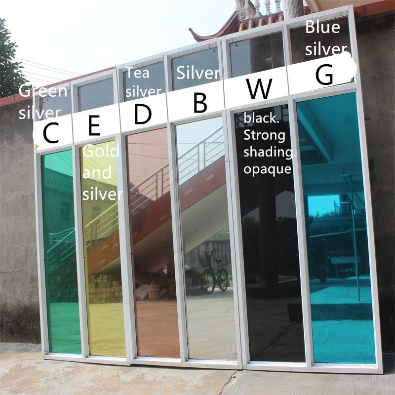 60 см Широкий Цветной окна стекло пленка наклейка однонаправленный прозрачный непрозрачной солнцезащитный крем затенение изоляцией раздви...