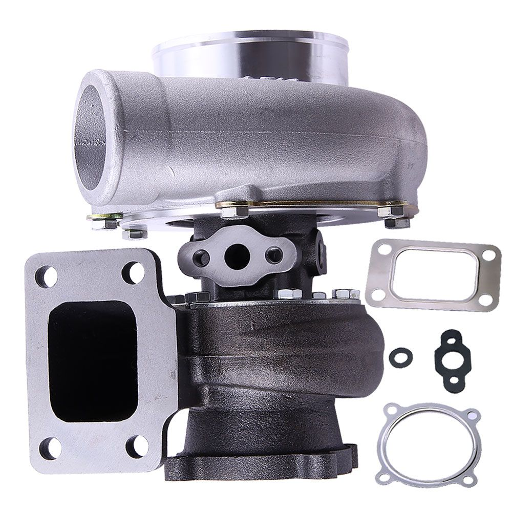 GT3582 .70 a/r compressor .63 a/r Turbine rear T3 flange turbocharger Turbolader universal A/R .70 Anti-surge GT35 Turbo