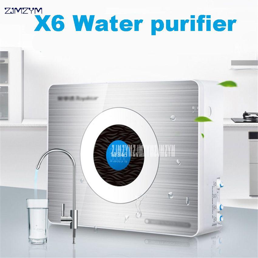 Water purifier household direct drinking kitchen filter water purifier ultrafiltration machine X6