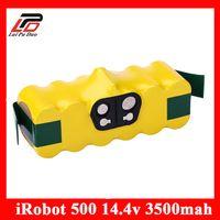 3500 мАч Высокое качество Новый Батарея пакет для IROBOT Roomba 560 530 510 562 550 570 500 581 610 770 760 780 790 880 Аккумулятор для робототехники