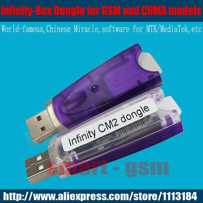 Infinity-Boîte Dongle Infinity Box Dongle Infinity CM2 Boîte Dongle pour GSM et CDMA téléphones livraison gratuite
