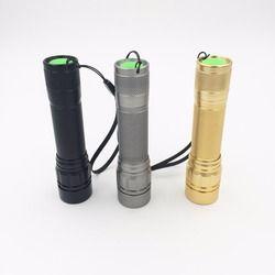 Nuevo Producto 2000 lúmenes CREE LED linterna antorcha foco zoom antorcha lámpara al aire libre impermeable VE001