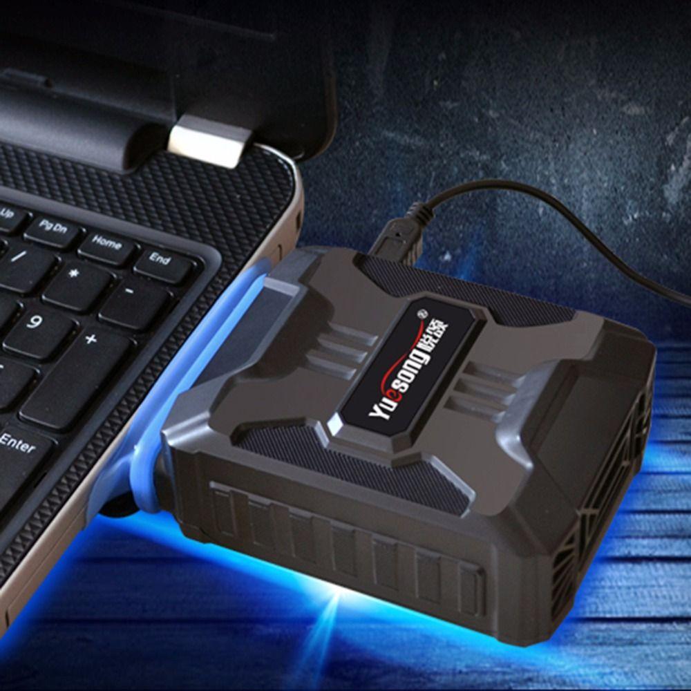 2016 Nouveau Mini Aspirateur USB pour Ordinateur Portable Cooler Extraction D'air D'échappement Ventilateur De Refroidissement CPU Refroidisseur