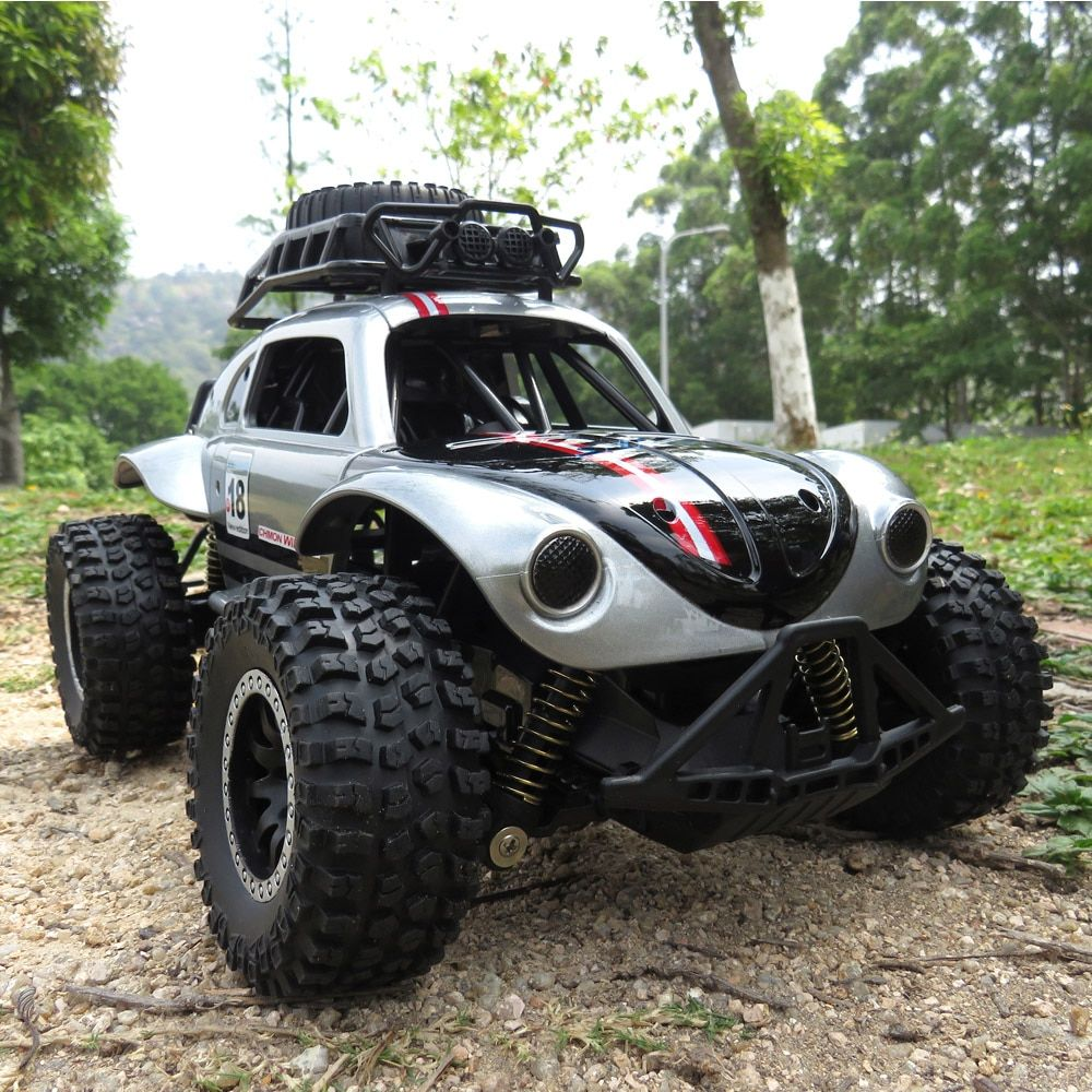 Original Remote Control RC Cars Toys 1/14 2.4GHz 25km/H Independent Suspension Spring Off Road Vehicle RC Crawler Car Kids Gifts